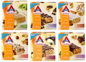 Atkins Daybreak Bars
