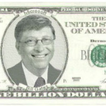 Bill Gates on a Bill