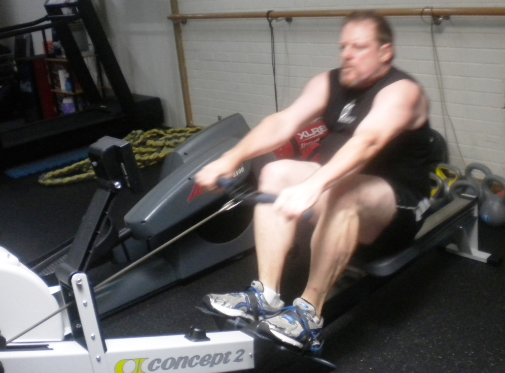 Stationary Rower