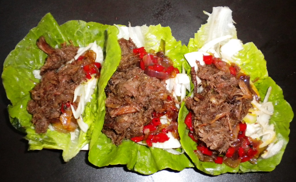 Sang Choi BBQ Bao made with 2 minute BBQ sauce